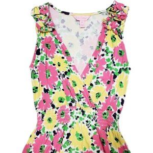 Lilly Pulitzer Dresses - Lilly Pulitzer Belline Doodlebug Daisy Dress